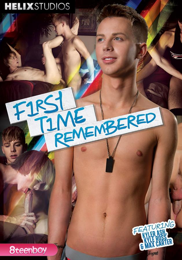 First Time Remembered DVD Cover