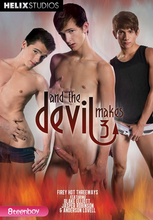 And the Devil Makes 3 DVD Cover