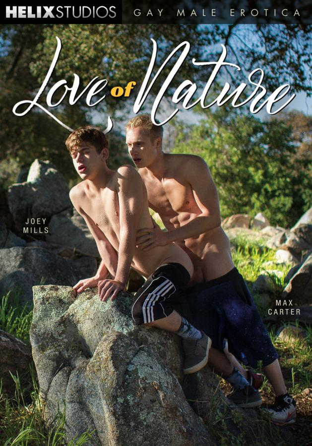 Love of Nature DVD Cover