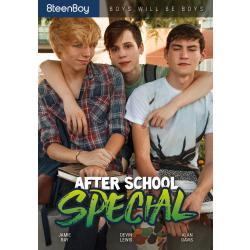 After School Special DVD Cover