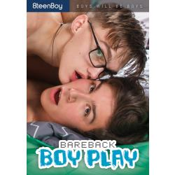 Bareback Boy Play DVD Cover