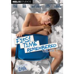 First Time Remembered Volume 2 DVD Cover