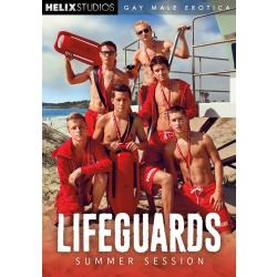 Lifeguards DVD Cover